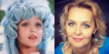 Актеры любимых детских фильмов тогда и сейчас