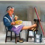«Бабушка говорила мне: Принцев мало, и они слишком любят себя»