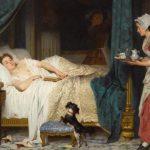 Смешное рассуждение о том, почему раньше у супругов были отдельные спальни